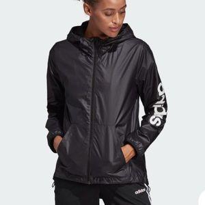 Adidas Essentials Linear Windbreaker
